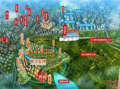深圳东星河丹堤区域图