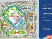 佳兆业盐田城市广场四期总平面布局图
