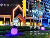 惠州星河传奇夜景