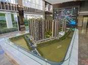 碧桂园城央印象实景图
