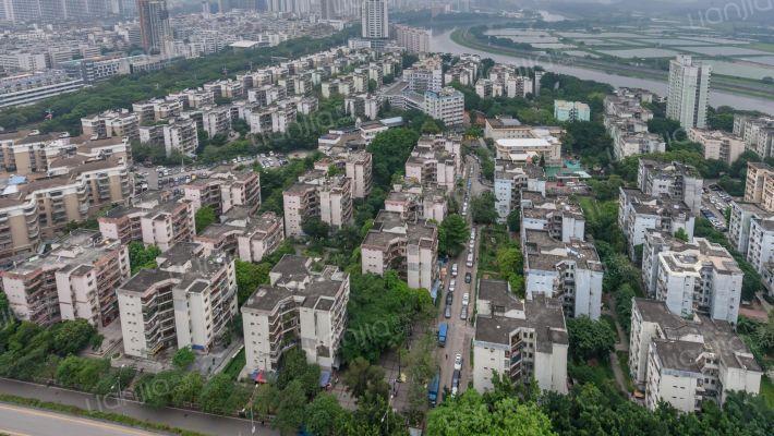 总建面76万平,深圳