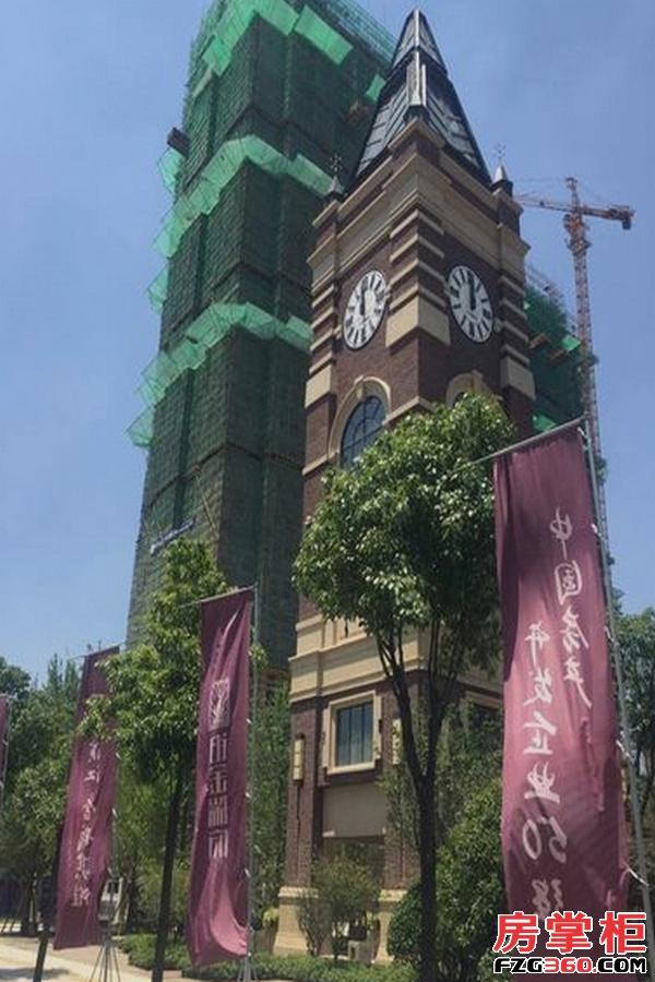 大华滨江天地三期铂金瑞府实景图