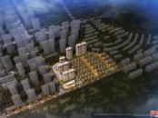 和昌光谷未来城效果图