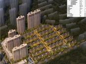 和昌光谷未来城A地块效果图