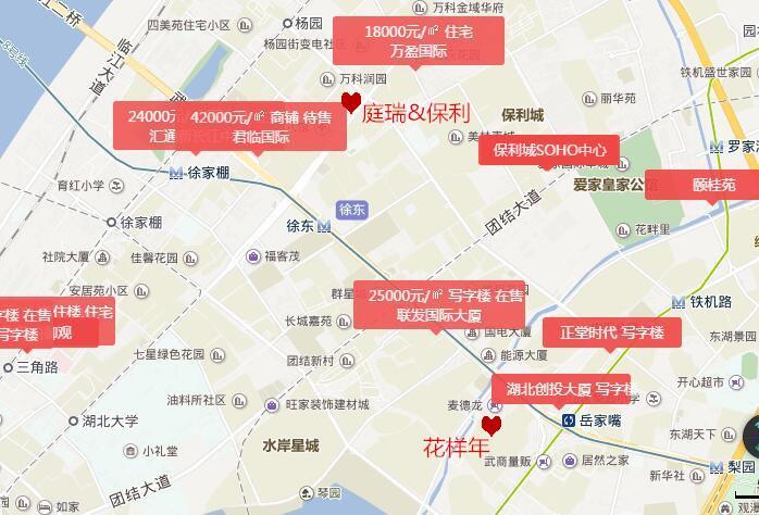 朗诗徐东项目报建 或命名为朗诗云宸