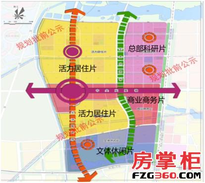(临空港新城区域规划图)-佳兆业悦府 实探临空港一线地铁盘 港式生