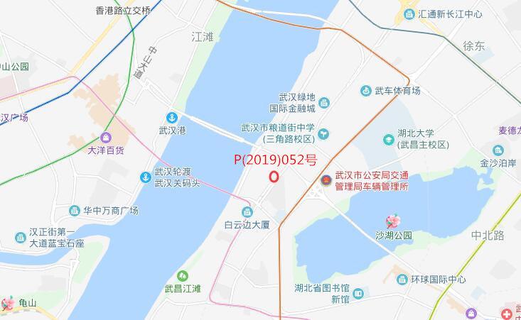 武汉今日6宗地51.31亿起拍 经开涉宅地块17.84亿揭牌