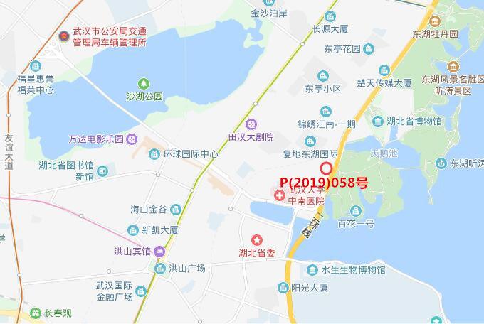 东湖路蔡家咀地块明日揭牌 汉口滨江地块再度延期