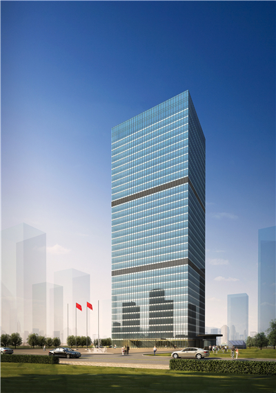 """徐东万吨冷库地块""""复活"""" 拟建140米办公楼"""