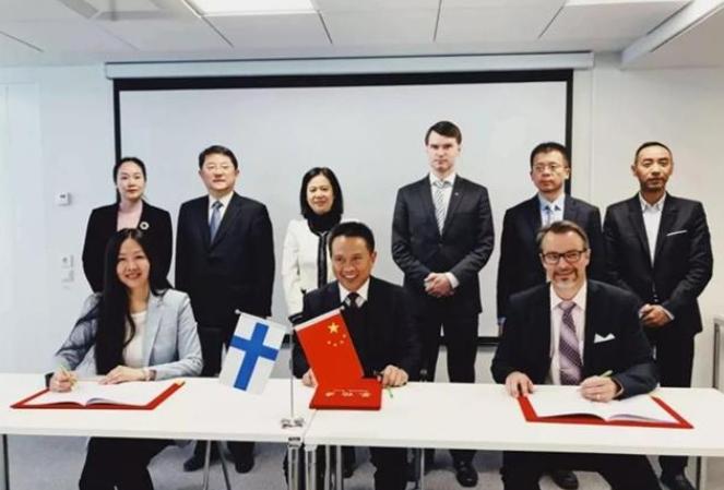 武汉洪山区牵手芬兰公司 将在杨春湖畔打造快乐运动产业试点项目