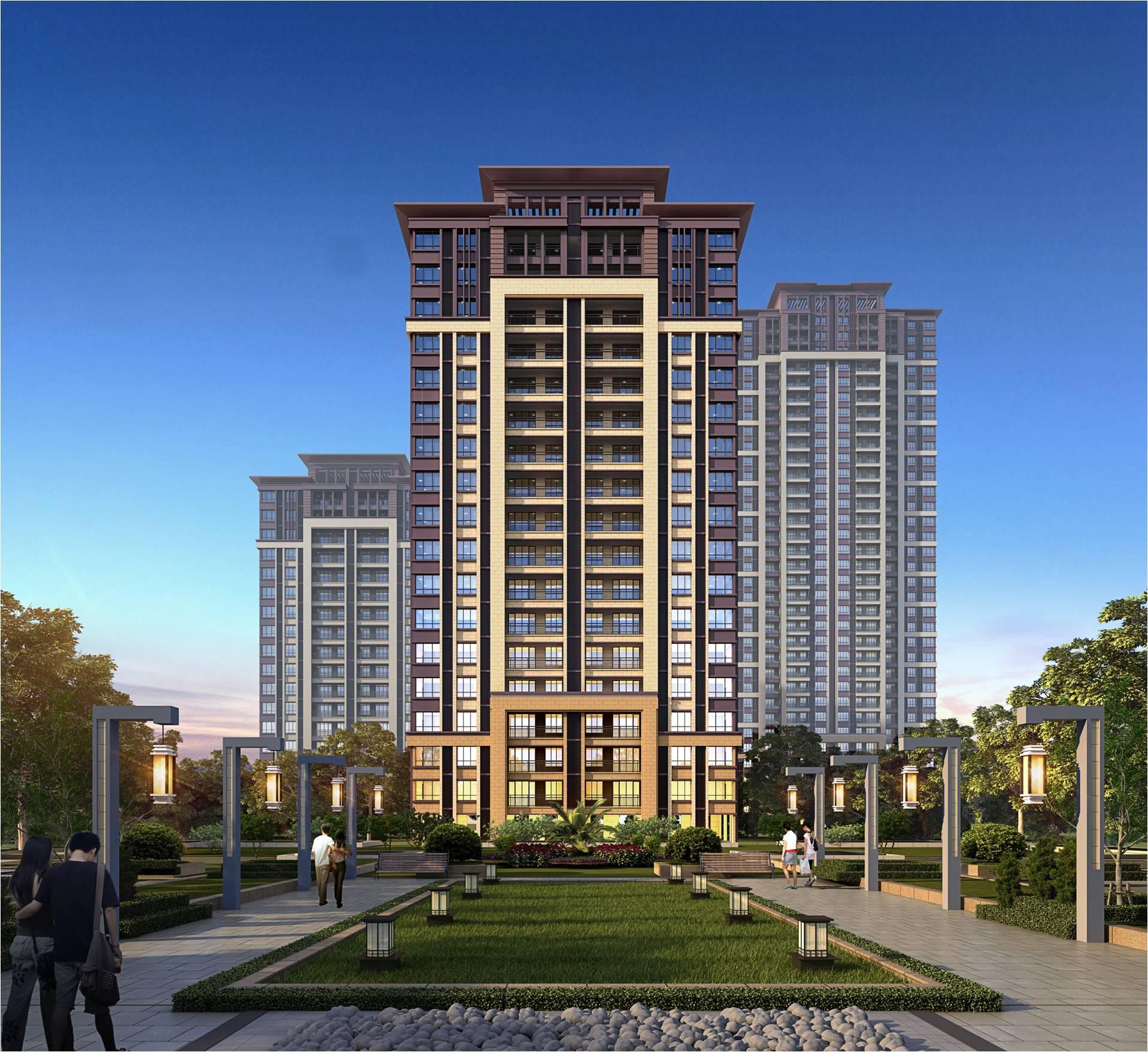 新亚洲风格建筑_董先生最为倾心路劲时代城的新亚洲建筑风格.