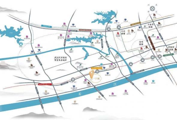融创首创经开智慧生态城市_武汉融创首创经开智慧生态城市_武汉房掌柜