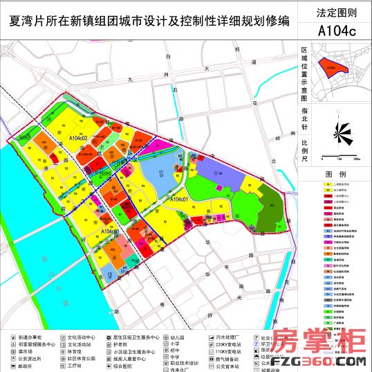 居住小区的空间结构规划