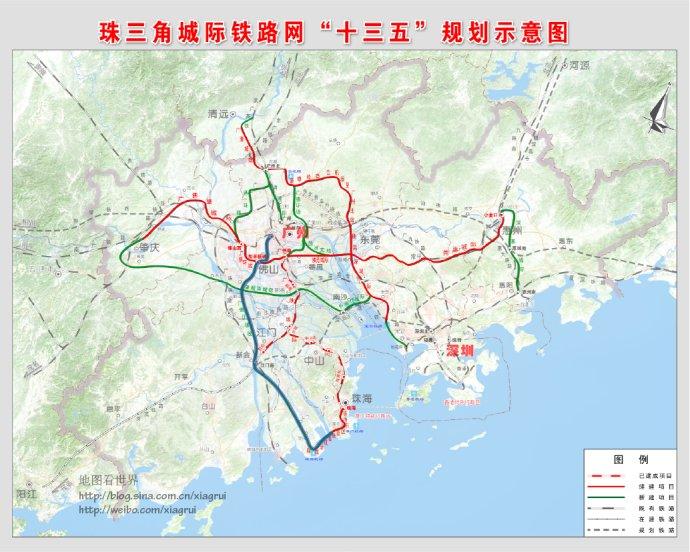 楼市聚焦 楼市快递    珠海市交通局负责人表示,广佛江珠城轨在珠海