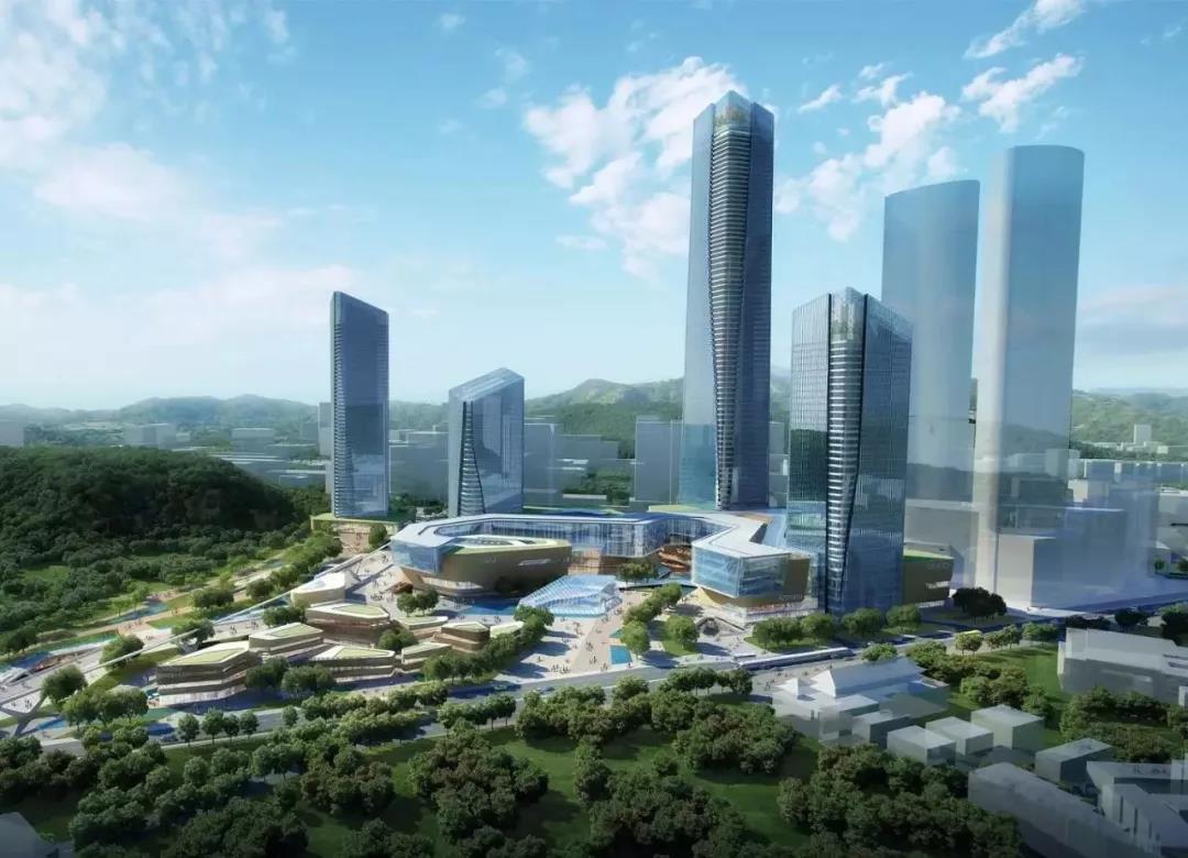 城市之心1